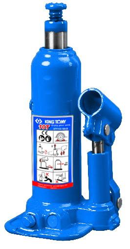 Домкрат бутылочный 10 Тонн (225-440мм)