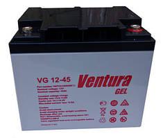 Гелевый аккумулятор Ventura VG 12-45 Ah 12V