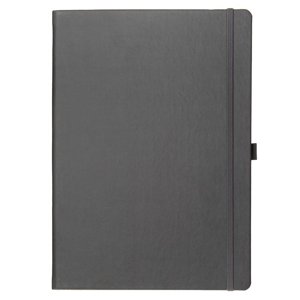 Записная книжка TUKSON, А4, кремовый блок в линию. Пр-во Италия. 3 цвета.