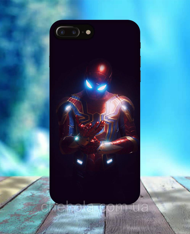 Чехол для iPhone 7 8 7 Plus 8 Plus Человек паук