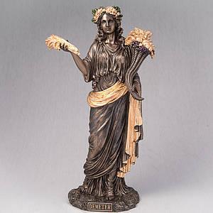 Статуэтка Veronese Богиня Деметра 30 см 75859 фигурка статуетка веронезе верона