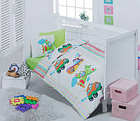 """Детское постельное бельё в кроватку Cotton Box ранфорс """"Tasit"""""""