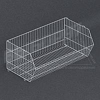 Стеллаж торговый проволочный - Корзина 990мм