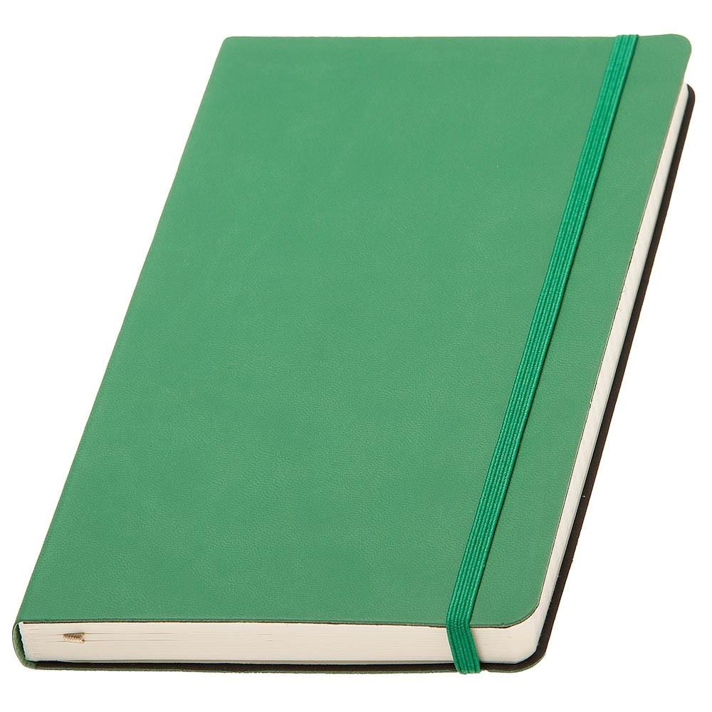 Записная книжка TUKSON FLEX, А5, кремовый блок в линию. Пр-во Италия. 4 цвета.