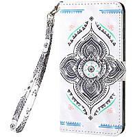 Чехол-книжка Color Book для Samsung Galaxy A10e / A20e Мандала