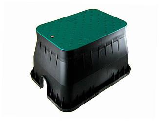 Клапанный бокс Presto-PS «Колодец», в упаковке - 1 шт. (VB 0120)