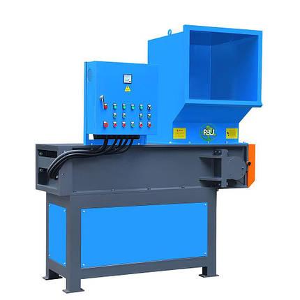 Измельчитель (шредер) для уничтожения различных бумажных изделий типа FSU, фото 2