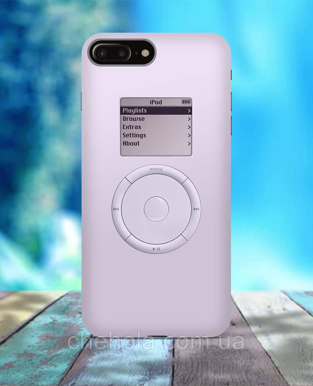 Чехол для iPhone 7 8 7 Plus 8 Plus Ipod Classic