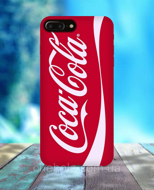Чохол для iPhone 7 8 7 Plus 8 Plus Coca Cola