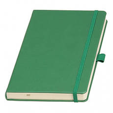 Записная книжка TUKSON, А5, кремовый блок в линию. Пр-во Италия. 6 цветов.
