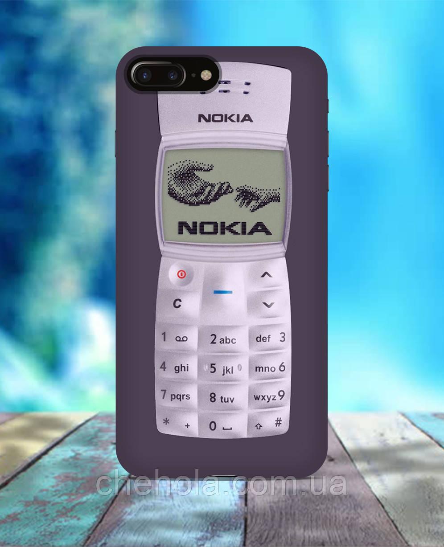 Чехол для iPhone 7 8 7 Plus 8 Plus Nokia 1100