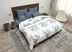 Постельный комплект - полуторный набор постельного белья бязь голд