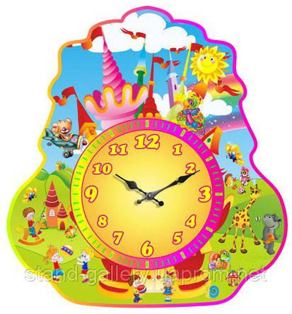 часы цена, оформление детской, детского садика