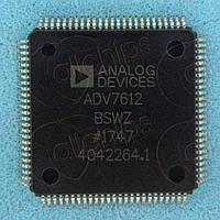 Приемник HDMI 225МГц 2-канала AD ADV7612BSWZ QFP100
