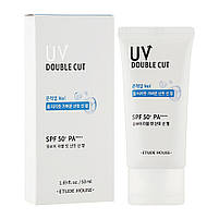 Солнцезащитный гель для лица Etude House UV Double Cut Fresh Sun Gel SPF 50+ PA++++ 50 мл, фото 2