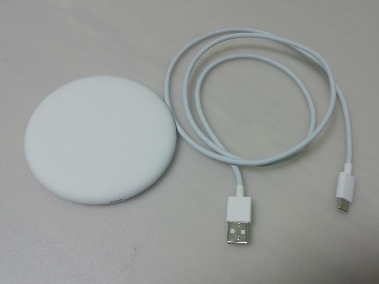 Беспроводное зарядное устройство Xiaomi Mi Wireless Charger White (MDY-09EF)
