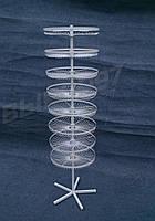 Торговое оборудование для ниток Мулине 480 места без рекламного топера.