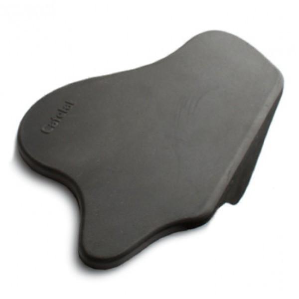 Кутовий чорний килимок для пітчера, молочника