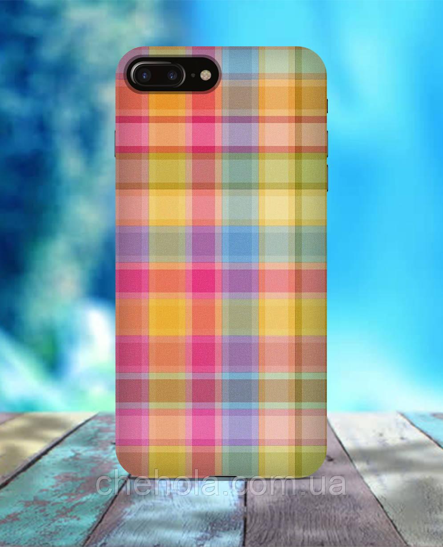 Чехол для iPhone 7 8 7 Plus 8 Plus Ткань узор