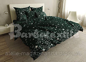 Набор полуторного постельного белья бязь голд