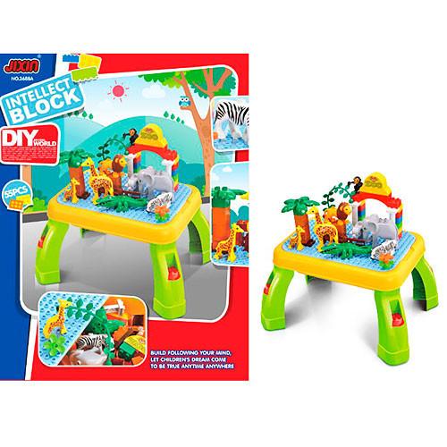 Конструктор для малышей с большимы деталями 3688A
