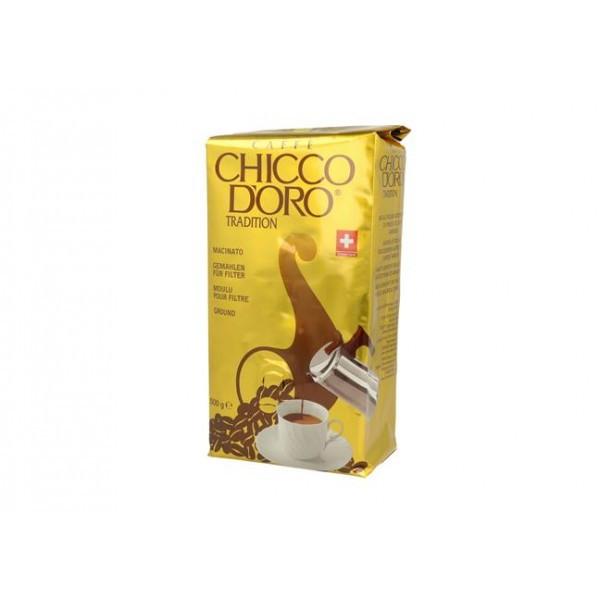 Кофе в зернах Chicco d'Oro Tradition 0.5 кг