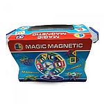 Магнитный конструктор с крупными деталями JH6899A, фото 3