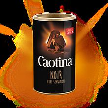 Горячий шоколад Caotina Noir, черный 500 грамм.