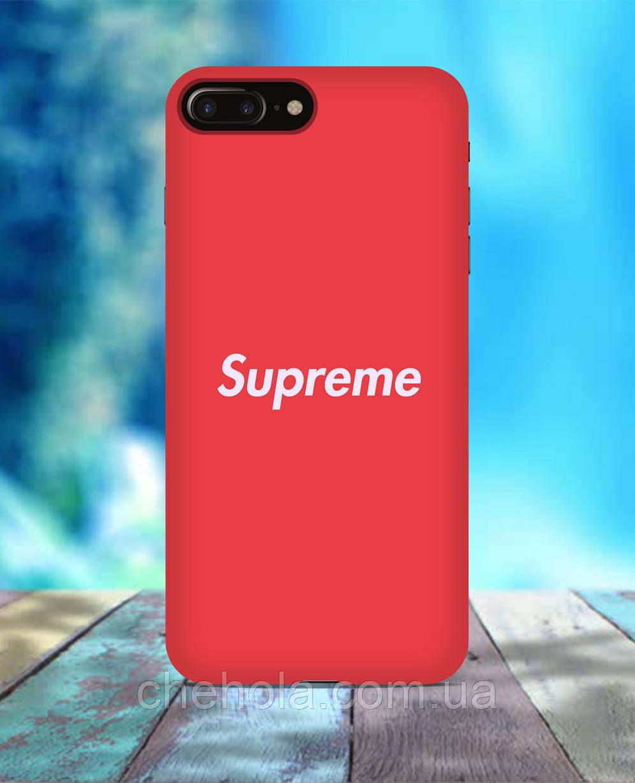 Чехол для iPhone 7 8 7 Plus 8 Plus В стиле Supreme