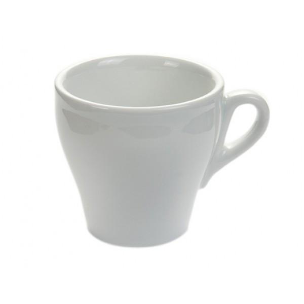 Белая чашка для капучино 162мл Genova