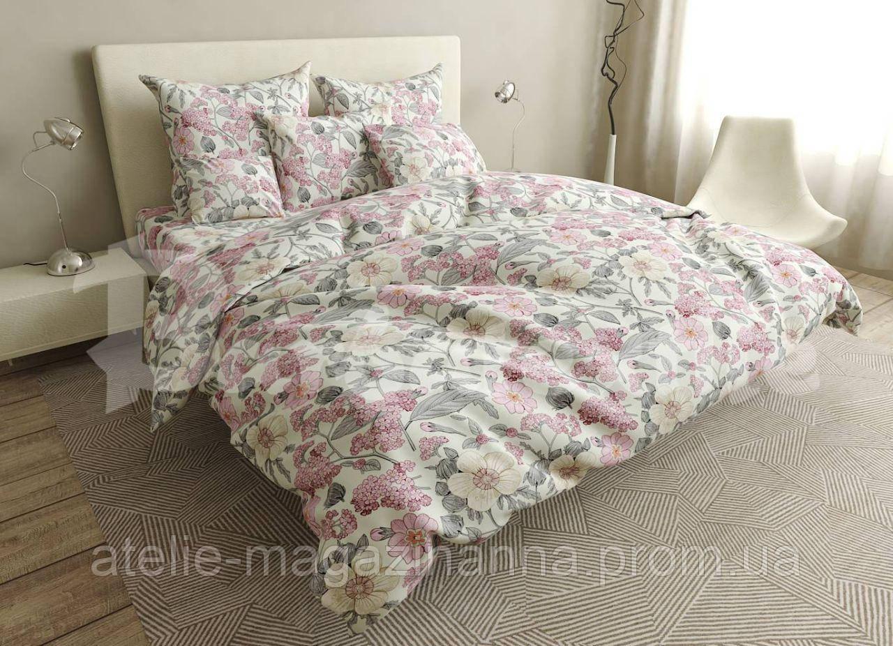 Постельный комплект двухспальный бязь голд