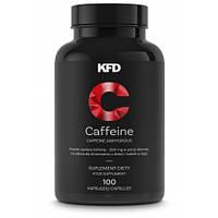 Кофеїн - KFD Nutrition Caffeine - 100 капс.