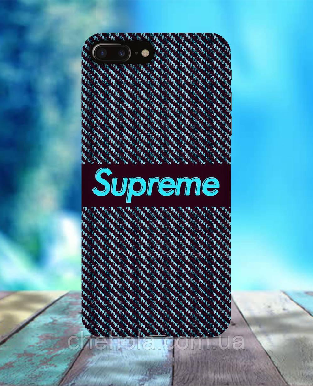 Чохол для iPhone 7 8 7 Plus 8 Plus В стилі Supreme