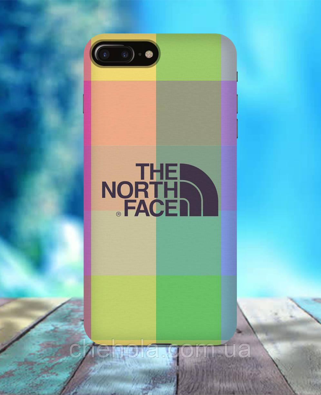 Чехол для iPhone 7 8 7 Plus 8 Plus В стиле The North Face