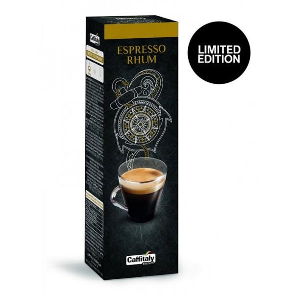 Кофе в капсулах Caffitaly Espresso Rhum - 10 капсул