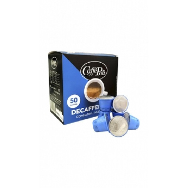 Капсула Caffe Poli Decaffeinato, 1 шт. Nespresso