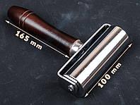 Валик для формовки кожи 100 мм (большой), Валик для формування шкіри, фото 1
