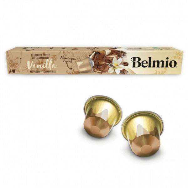 Кофе в капсулах Belmio Madagascar Vanilla, 10 капсул Nespresso
