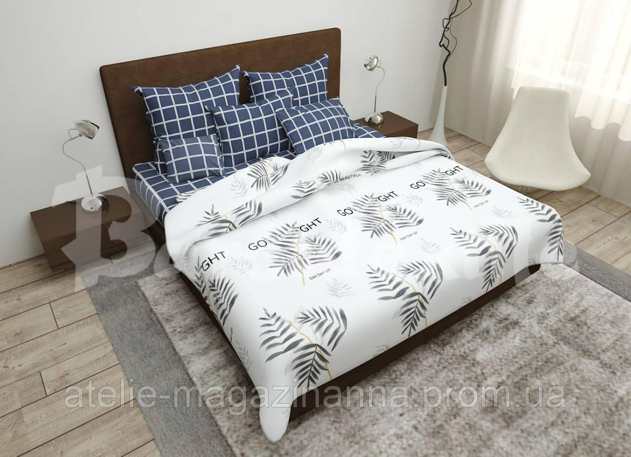 Двухспальный евро постельный комплект бязь голд, хлопок