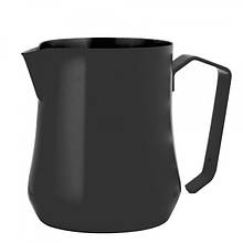 Пітчер для молока Motta мод. Tulip 0,35 л., чорний
