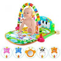 Детский развивающий коврик-пианино для младенца HE0603-HE0604