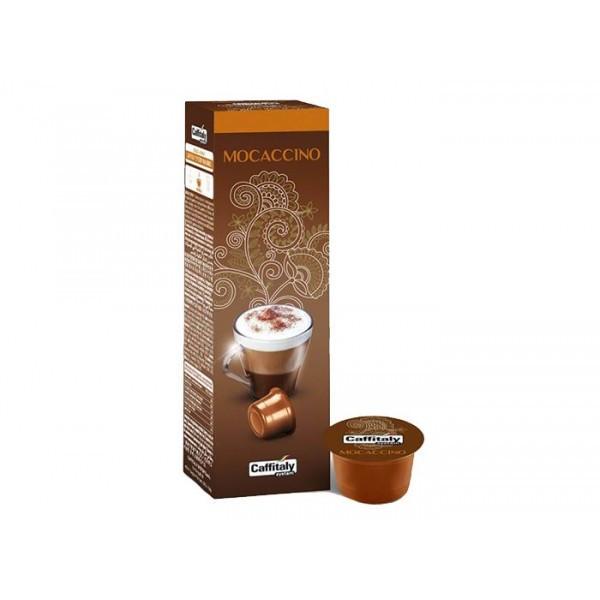 Напиток в капсулах Mocaccino - 10 капсул Caffitaly