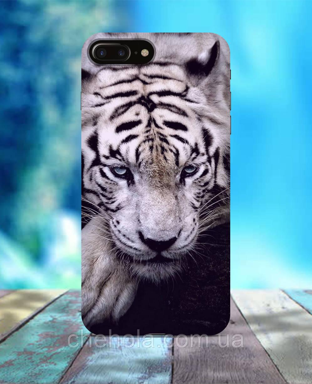 Чохол для iPhone 7 8 7 Plus 8 Plus Тигр