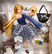"Кукла Эмили | Кукла ""Emily"" в пышной юбке | Кукла Эмили с аксессуарами |"