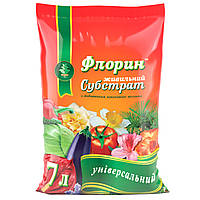 Субстрат Флорин универсальный 7 л