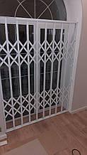 Раздвижные решетки на двери Кривой Рог