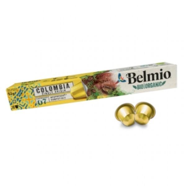 Кава в капсулах Belmio Colombia, 10 капсул Nespresso