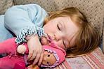 Як вкласти дитину спати.