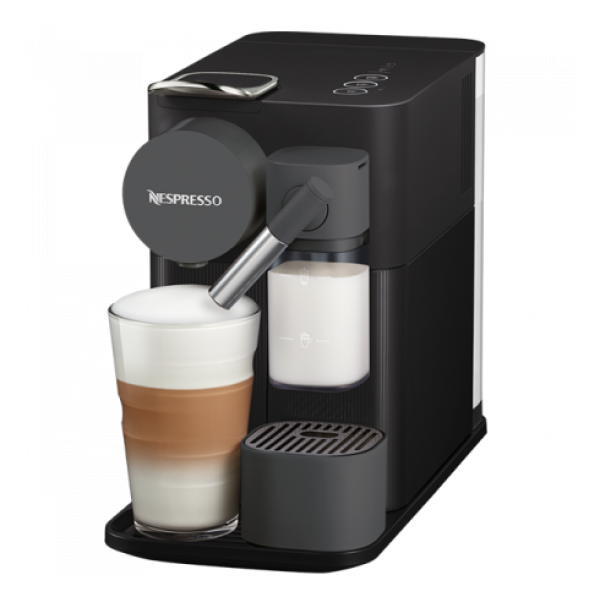 Капсульна кавоварка Lattissima One Black, Nespresso