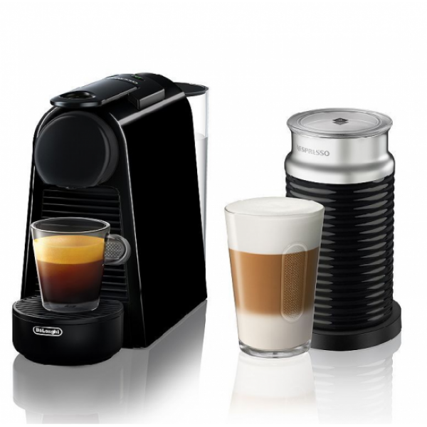 Капсульна кавоварка Essenza Mini Black, Nespresso